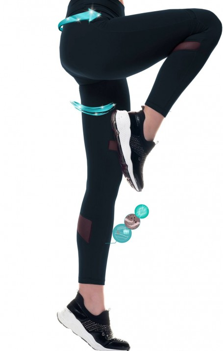 Legging deportivo capri...