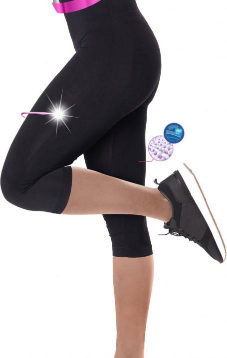 Legging capri cintura extra...