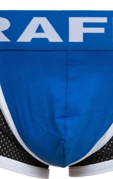 Bóxer Raff_Sport con rejilla transpirable.