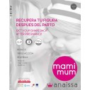 MAMIMUM- Post-partum conjoint. Capri leggings plus shorty avec Emana® fiber.