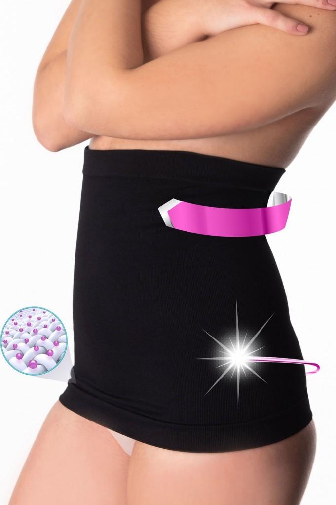 Cinturón adelgazante reductor con fibra Emana® AMELIE