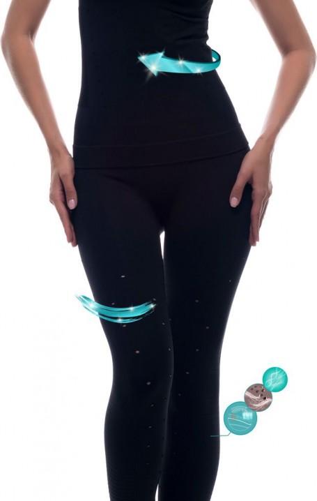 Legging + camiseta adelgazante con fibra Emana® Namasté.