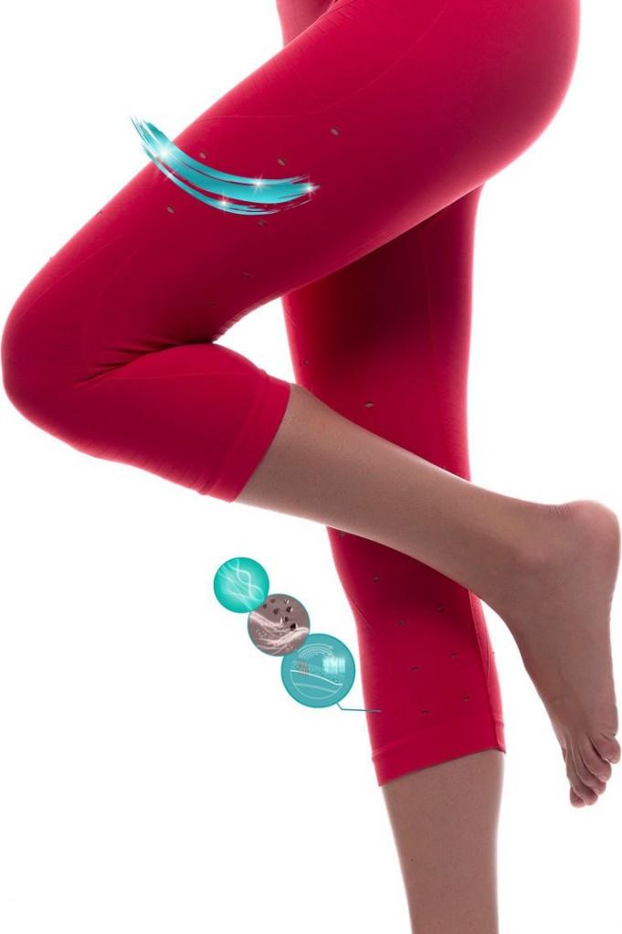 Legging yoga antiestrés con fibra Emana® Martina