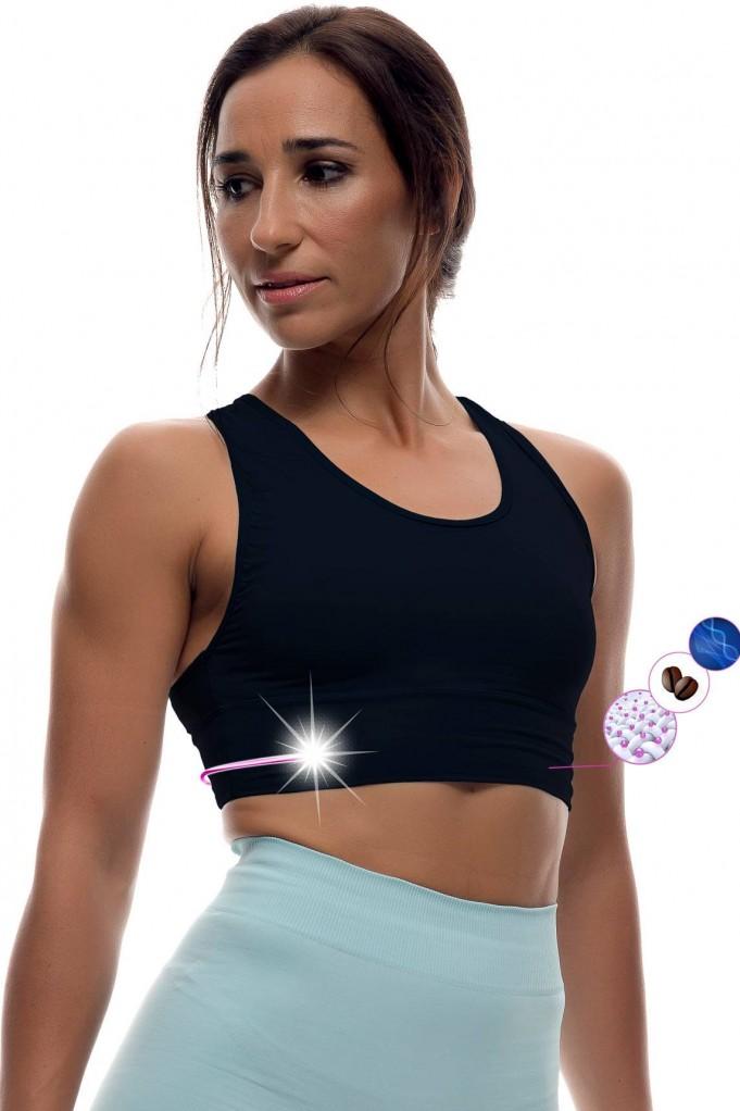 Bra yoga con fibra inteligente YMax CHAKKI