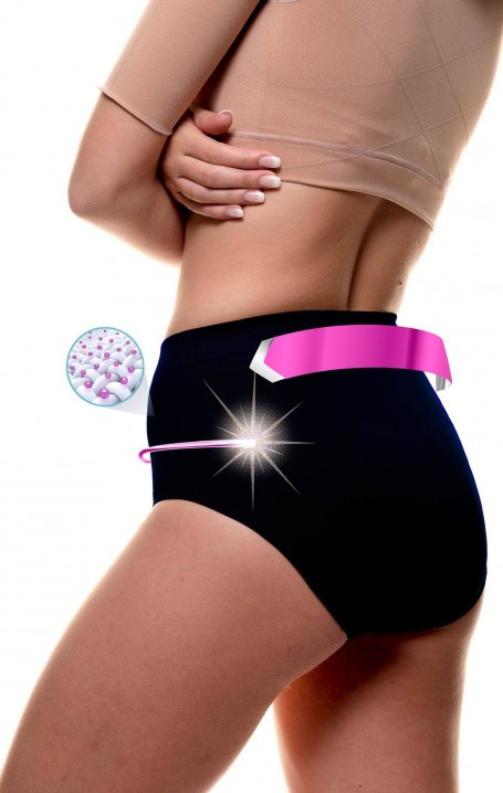 Faja reductora  adegazante vientre plano con efecto tanga