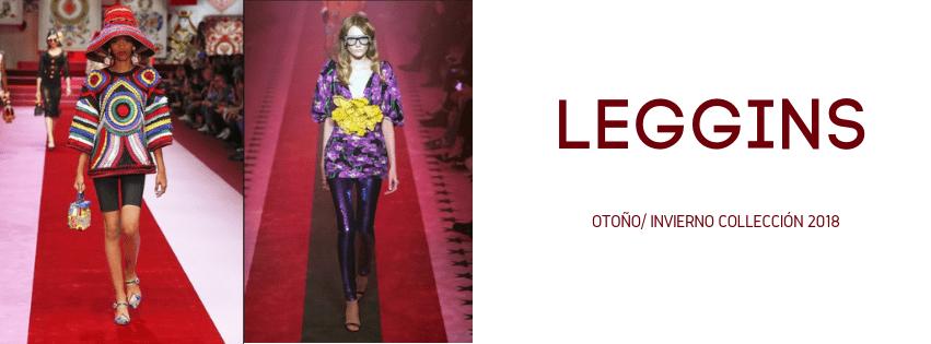 Legging de Gucci y Balenciaga