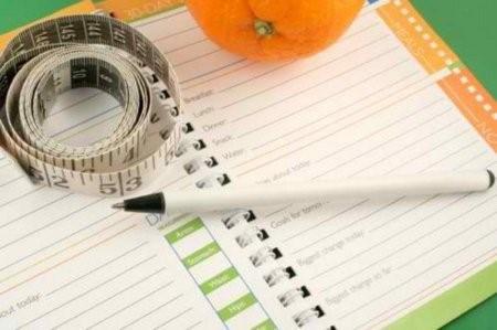registro nutrición saludable