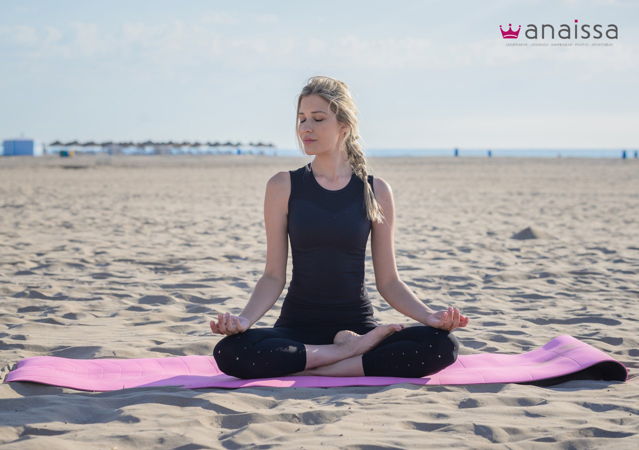 nueva colección prendas para yoga anaissa