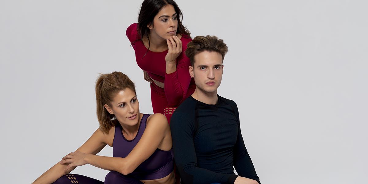 nueva colección de prendas para yoga Anaissa