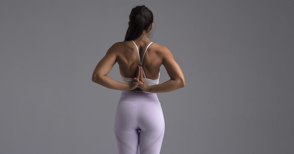 Ropa deportiva moldeadora con propiedades cosméticas. Reduce, Moldea, recupera y repara. Efecto legging push up