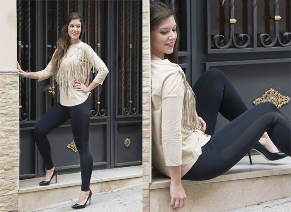 leggings Ibiza lateral piel